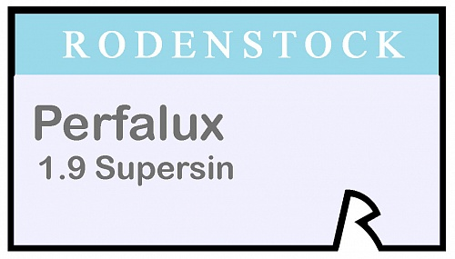 Rodenstock Perfalux 1.9 Supersin фото 1