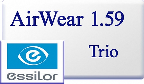 Essilor Airwear 1.59 Trio фото 1