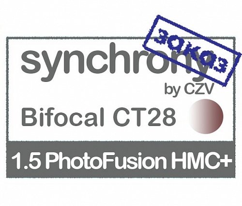 Synchrony Bifocal CT28 1.5 PhotoFusion HMC+ фото 1