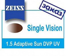 Carl Zeiss SV 1.5 AdaptiveSun DV Platinum UV