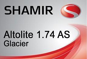 Shamir Altolite 1.74 AS Glacier