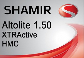 Shamir Altolite 1.5 Transitions XTRActive HMC