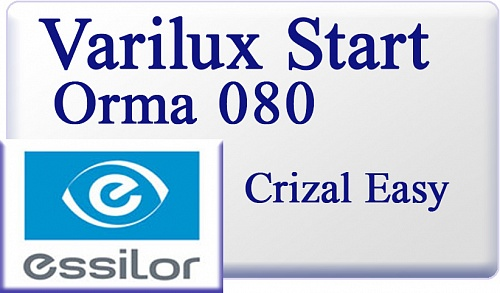 Essilor Varilux Start Orma 1.5 080 Crizal Easy фото 1