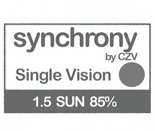 Synchrony Single Vision 1.5 SUN фото 1