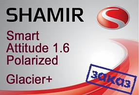 Shamir Smart Attitude 1.6 Polarized Glacier+ UV