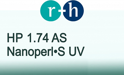r+h HP 1.74 AS Nanoperl S UV фото 1