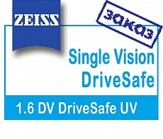 Carl Zeiss SV DriveSafe 1.6 DV DS UV (RX)