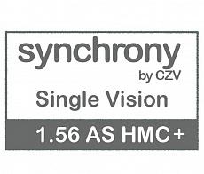 Synchrony Single Vision AS 1.56 HMC+