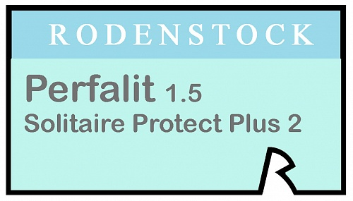 Rodenstock Perfalit 1.5 Solitaire Protect Plus 2 фото 1