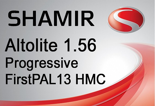 Shamir Altolite 1.50 Progressive FirstPAL 13 HMC фото 1