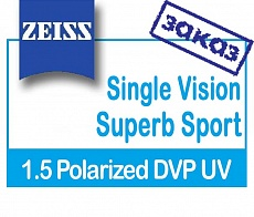 Carl Zeiss Superb Sport 1.5 Polarized DVP UV
