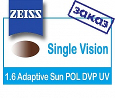 Carl Zeiss SV 1.6 AdaptiveSun Polarized DVP UV