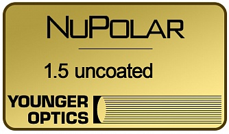 NuPolar Polarized 1.5 uncoated (без диоптрий)