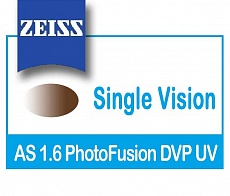 Carl Zeiss SV AS 1.6 PhotoFusion DV Platinum UV