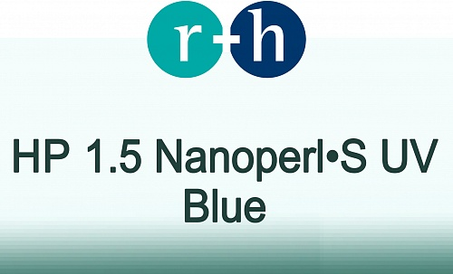 r+h HP 1.5 Nanoperl•S UV Blue фото 1