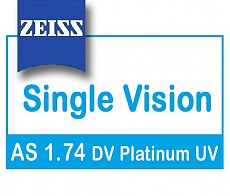 Carl Zeiss SV AS 1.74 DV Platinum UV