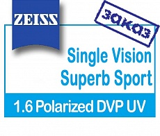 Carl Zeiss Superb Sport 1.6 Polarized DVP UV