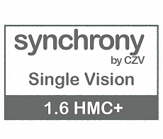 Synchrony Single Vision 1.6 HMC+