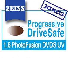 CZ Progressive DriveSafe 1.6 PhotoFusion DV DS UV