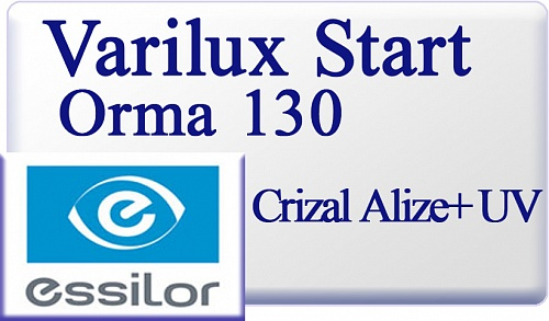 Essilor Varilux Start Orma 1.5 130 Crizal Alize+ UV фото 1